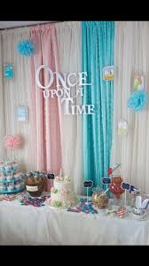 unisex baby shower themes sweet table unisex baby shower storybook theme pinteres