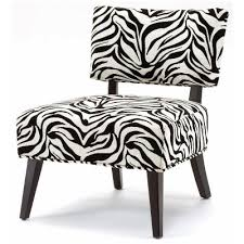 Zebra Accent Chair Zebra Metro Accent Chair Accent Chairs Living Room