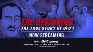 the beginning the true story of ufc 1 preview
