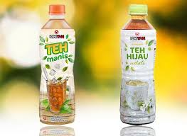 Teh Ijo ichitan adapting to local taste with two new rtd teas