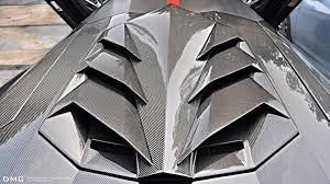 Lamborghini Aventador Engine - dmc lamborghini aventador e gt w red stripes carbon fiber engine