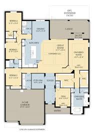 townhouse floor plans designs design impressive bedrooms with elegant den pulte homes floor