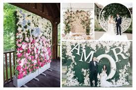 wedding backdrop monogram 10 gorgeous designs los cabo wedding backdrop