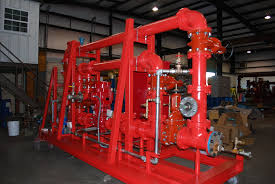 fluid handling skid fabrication mechanical equipment company