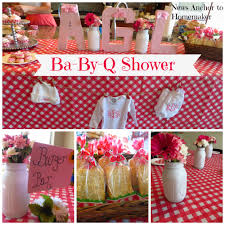 Anchor Decorations For Baby Shower Ba By Q Shower Co Ed Barbecue Themed Baby Shower News Anchor