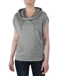 bench women u0027s encure short sleeve hoodie amazon co uk clothing