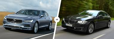 future bmw 7 series volvo s90 vs bmw 5 series side by side comparison carwow