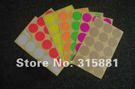 gift tree free shipping colorful shaped sticker for handmade products seals