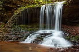 Wisconsin waterfalls images Creek falls waterfall northern wisconsin jpg