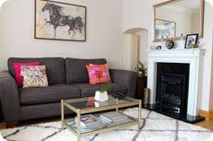 Home And Design Magazine Parede Decorada Com Papel De Parede Pesquisa Google Salas