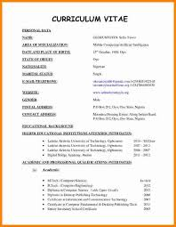 format for resume writing resume writing format how to write a curriculum vitae