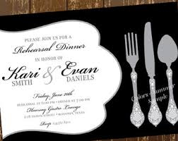 rehearsal lunch invitations rehearsal luncheon etsy