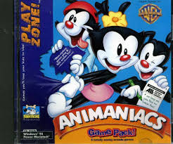 animaniacs 109 11294 animaniacs game pack video game pc games video