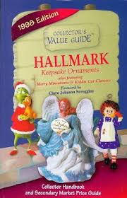 hallmark keepsake ornaments value guide 1998 by lance doyle