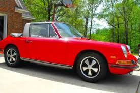 1968 porsche 911 targa for sale 1968 porsche 911l window targa signal for sale in san
