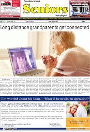 sunshine coast seniors newspaper april 2014 by seniors issuu