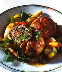 cuisiner paupiette de veau paupiettes de veau aux légumes printaniers envie de bien manger