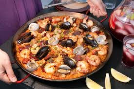 8 Classic Fish And Seafood Sauce Recipes Paella Mixta Paella With Seafood And Meat Recipe Chowhound
