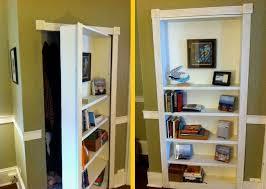 Bookcase Plans With Doors Door Bookshelves Bookshelf Diy Plans Free Trinahd Me