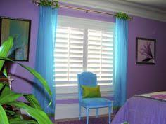 Vintage Frames Set Of  Purple Blue And Green By RendyVintage - Blue and purple bedroom ideas