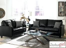 Black Living Room Table Sets Living Room Set For Cheap Sets Los Angeles And Black Leather