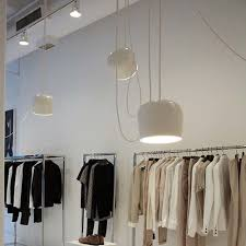 Light Fixture Stores Aim Modern Hanging Light Fixtures By Bouroullec Brothers