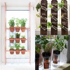 Indoor Herb Garden Ideas by Diy To Try Indoor Herbs Garden Ohoh Blog