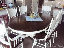 kitchen table refinishing ideas refurbished kitchen table fabulous dining room kitchen tables best