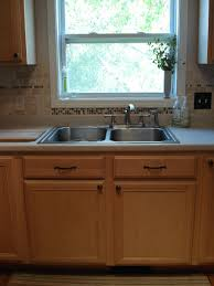 kitchen window backsplash window tile accent pictures of kitchen backsplash tutorial back