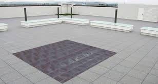 piastrelle fotovoltaiche impianto fotovoltaico integrato nelle piastrelle entro il 2010 ecoo
