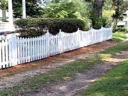 picket fence video diy
