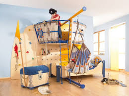 deco chambre garcon 6 ans deco chambre garcon 6 ans 9 lit cabane haba pirate d233co