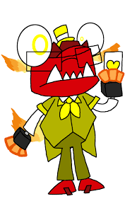 Bad Max Mixels Infernites Max As The Fourth Bad Apple Pt 1 By