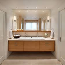 Bathroom Sink Cabinets Modern The Future Of Floating Bathroom Vanities Contemporary Within