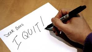 writing a resignation letter teaching tantrums