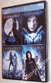 are you excited to see blood wars underworld collection 1 2 3