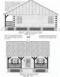 log cabin drawings build a simple log cabin diy mother earth news