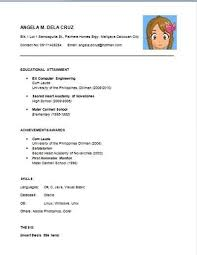 resume exles for students with no work experience resume template for high graduate with no work experience