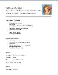 high school graduate resume template resume template for high school graduate with no work experience