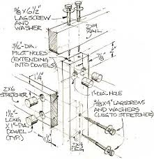 Simple Wood Workbench Plans by How To Build A Workbench Simple Diy Woodworking Project
