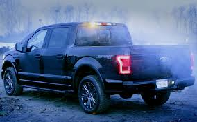 Ford Escape Warning Lights - ford to offer factory installed led strobe warning lights on f 150