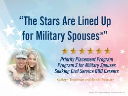 Usa Jobs Federal Resume by Jobs Priority For Relocated Military Spouses The Resume Place