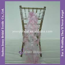 chair cover factory c009 bridal ruffled chair cover factory wholesale cheap