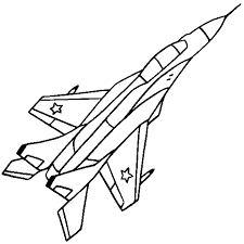 jet plane coloring pages fablesfromthefriends com