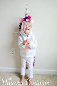 Lil Monster Halloween Costume by Diy Unicorn Costume Tutorial Diy Unicorn Costume Anonymous And