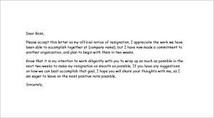 6 funny resignation letter templates u2013 free sample example