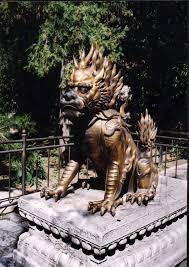 qilin statue file qilin jpg wikimedia commons