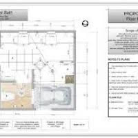 master bathroom floor plans with walk in shower halflifetr info