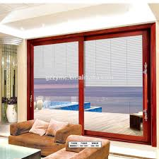 Exterior Wood Louvered Doors by Exterior Aluminium Louver Door Balcony Wooden Door Double Door