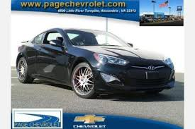 silver hyundai genesis coupe used hyundai genesis coupe for sale in silver md edmunds